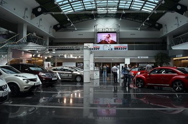 Auto show/ Salon samochodowy